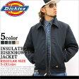 【送料無料】 ディッキーズ Dickies ディッキーズ ジャケット メンズ 秋冬 大きいサイズ メンズ [Dickies ディッキーズ アイゼンハワージャケット ワークジャケット 秋冬 ディッキーズ ジャケット ディッキーズ ジャケット XL XXL LL 2L 3L] (USAモデル) (tj15)