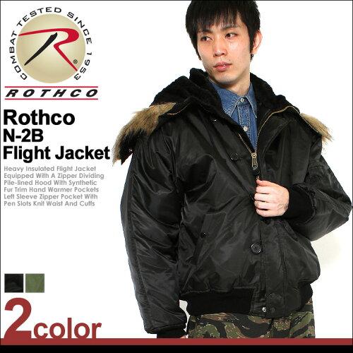 ロスコ ROTHCO ロスコ N-2B メンズ 大きいサイズ フライトジャケット n-2b [ROTHCO ...