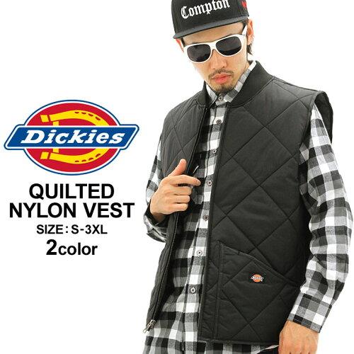 ディッキーズ Dickies ディッキーズ ベスト メンズ 大きいサイズ メンズ [Dickies ディッキーズ キ...