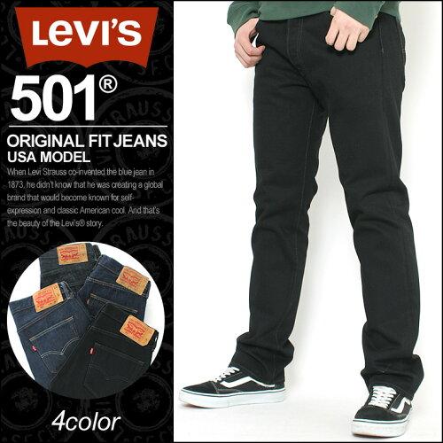 リーバイス Levi's Levis リーバイス 501 ジーンズ リーバイス ORIGINAL FIT JEANS [...