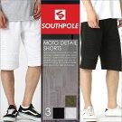 サウスポール(SOUTHPOLE)ハーフパンツメンズスウェットショートパンツ大きいサイズ[SOUTHPOLEサウスポールスウェットハーフパンツメンズショートパンツメンズ大きいサイズメンズハーフパンツスウェットショートパンツXLXXLLL2L3L](USAモデル)