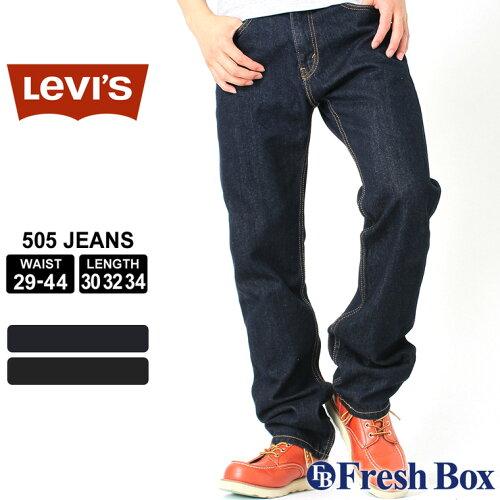 Levi's Levis リーバイス 505 REGULAR FIT STRAIGHT JEANS リーバイス 505 Levi's 50...