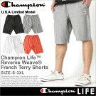 チャンピオン(champion)チャンピオンハーフパンツメンズリバースウィーブチャンピオン[80105]【Championチャンピオンハーフパンツメンズスポーツショートパンツスウェット大きいサイズメンズハーフパンツアメカジ夏メンズXLXXLLL2L3L】(USAモデル)