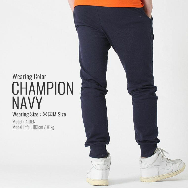 チャンピオン Champion チャンピオン ジョガーパンツ メンズ スウェット チャンピオン [Champion チャンピオン ジョガーパンツ メンズ 夏 ジョガーパンツ スウェット 大きいサイズ メンズ アメカジ 夏 メンズ XL XXL LL 2L 3L] (USAモデル)