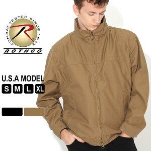 最大2,000円OFFクーポン配布│ロスコ ジャケット メンズ キャリージャケット 大きいサイズ 59585 USAモデル 米軍|ブランド ROTHCO|ミリタリージャケット