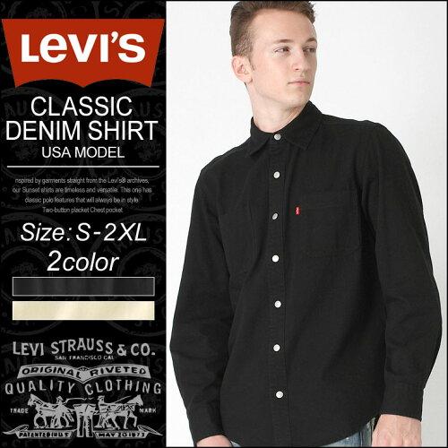 リーバイス Levi's Levis リーバイス シャツ 長袖 メンズ 大きいサイズ [Levi's Levi...