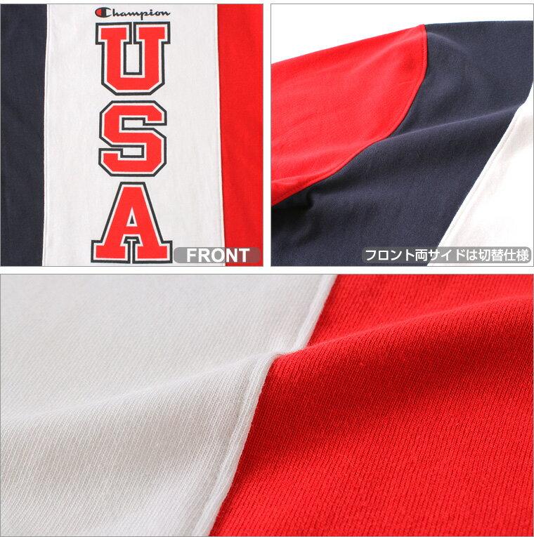 チャンピオン champion チャンピオン tシャツ メンズ 半袖 ストリート [t0120] │ Champion チャンピオン tシャツ メンズ 半袖tシャツ 大きいサイズ メンズ tシャツ アメカジ tシャツ tシャツ ロゴ Champion Life 小さいサイズ XS SS XL XXL LL 2L 3L │ (USAモデル)