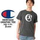 チャンピオンChampionチャンピオンTシャツメンズ半袖ストリート[チャンピオンChampionTシャツメンズ大きいサイズメンズtシャツアメカジtシャツ半袖tシャツtシャツロゴXLXXLLL2L3L](USAモデル)(gt81-y06319)