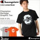 チャンピオンChampionチャンピオンTシャツメンズ半袖ストリート[チャンピオンChampionTシャツメンズ大きいサイズメンズtシャツアメカジtシャツ半袖tシャツtシャツロゴXLXXLLL2L3L](USAモデル)(gt81-y06320)