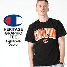 チャンピオンChampionチャンピオンTシャツメンズ半袖ストリート[チャンピオンChampionTシャツメンズ大きいサイズメンズtシャツアメカジtシャツ半袖tシャツtシャツロゴXLXXLLL2L3L](USAモデル)(gt81-y06322)