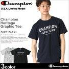 チャンピオンChampionチャンピオンTシャツメンズ半袖ストリート[チャンピオンChampionTシャツメンズ大きいサイズメンズtシャツアメカジtシャツ半袖tシャツtシャツロゴXLXXLLL2L3L](USAモデル)(gt81-y06323)