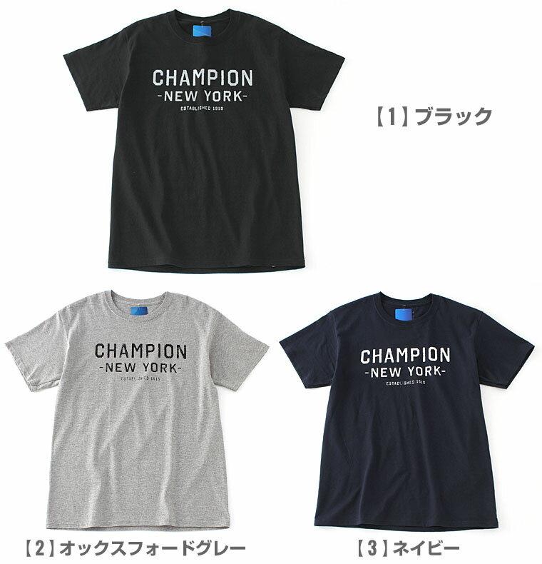 チャンピオン Champion チャンピオン Tシャツ メンズ 半袖 ストリート [チャンピオン Champion Tシャツ メンズ 大きいサイズ メンズ tシャツ アメカジ tシャツ 半袖tシャツ tシャツ ロゴ XL XXL LL 2L 3L] (USAモデル) (gt81-y06323)