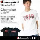 チャンピオンchampionチャンピオンtシャツメンズ半袖ストリート[gt19-y06326]│Championチャンピオンtシャツメンズ半袖tシャツ大きいサイズメンズtシャツアメカジtシャツtシャツロゴChampionLife小さいサイズXSSSXLXXLLL2L3L│(USAモデル)