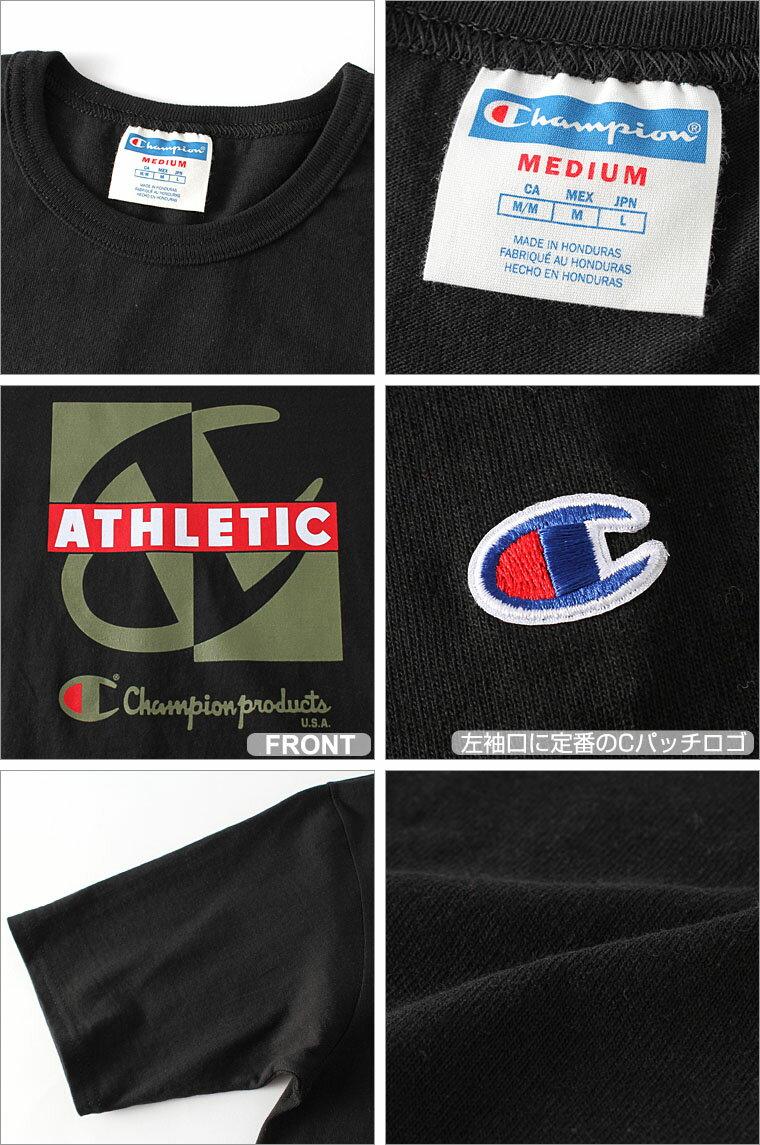 チャンピオン champion チャンピオン tシャツ メンズ 半袖 ストリート [gt19-y06328] │ Champion チャンピオン tシャツ メンズ 半袖tシャツ 大きいサイズ メンズ tシャツ アメカジ tシャツ tシャツ ロゴ Champion Life 小さいサイズ XS SS XL XXL LL 2L 3L │ (USAモデル)