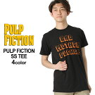 PulpFictionパルプ・フィクション│tシャツメンズ半袖プリント半袖tシャツ大きいサイズプリントtシャツメンズ大きいサイズメンズtシャツ映画tシャツバッドマザーファッカーBADMOTHERFUCKER