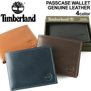 ティンバーランド 財布 三つ折り メンズ 本革 レザー|USAモデル ブランド Timberland|ミニ財布 三つ折り財布 アメカジ 【W】