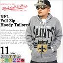 【送料無料】 [ミッチェル&ネス][Mitchell&Ness]NFL スウェット パーカー メンズ [ミッチェル&ネス ジャケット パーカー メンズ アメカジ パーカー NFL パーカー 大きいサイズ] (USAモデル)