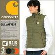 【送料無料】 カーハート Carhartt カーハート ベスト メンズ 防寒 ナイロンベスト Gilliam Vest [Carhartt カーハート ベスト メンズ 大きいサイズ ナイロンベスト 防寒 撥水 軽量 ベスト 軽量 大きいサイズ メンズ XL XXL LL 2L 3L] (USAモデル)