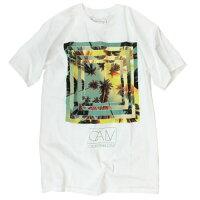 【CALV】【Tシャツ】CALVパームツリーグラフィックTシャツ