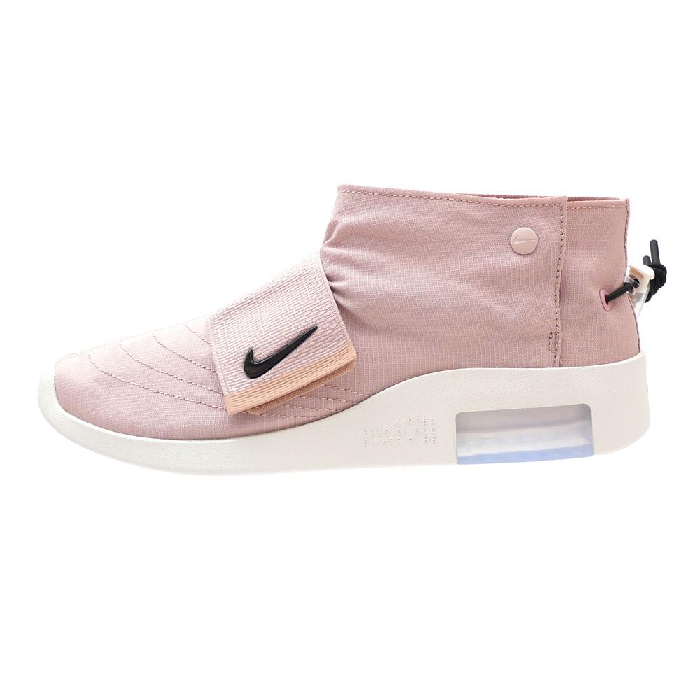 メンズ靴, スニーカー  NIKE x FEAR OF GOD AIR FEAR OF GOD MOC PARTICLE BEIGEBLACK-SAIL AT8086-200 291002577