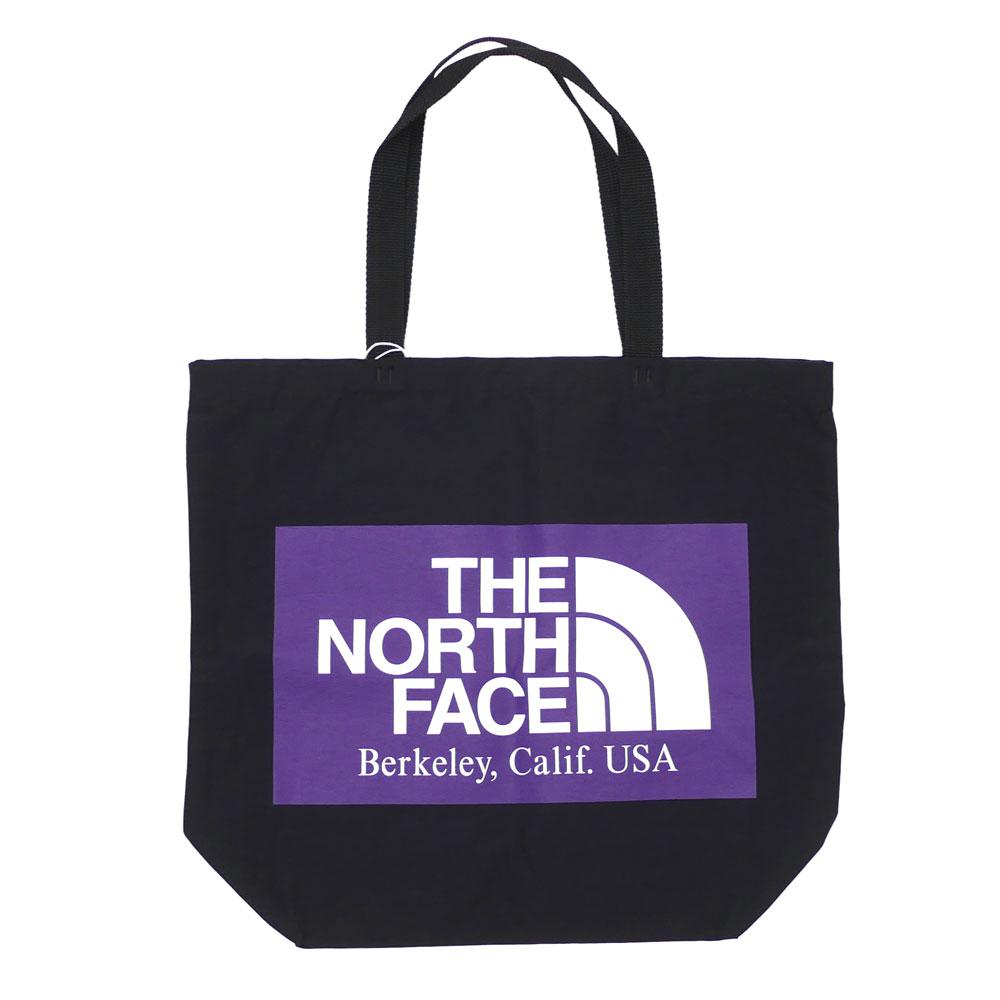 メンズバッグ, トートバッグ  THE NORTH FACE PURPLE LABEL Logo Print Tote BLACK NN7954N