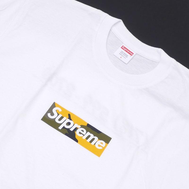 シュプリーム ボックス ロゴ t シャツ