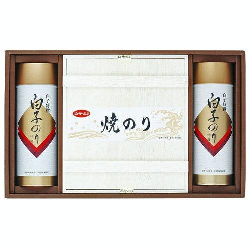 特撰 白子のり のり詰合せ BT-50S 【味のり/焼海苔/ギフトセット/送料無料/法事引...
