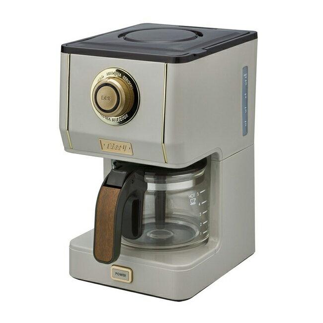 コーヒーメーカー・エスプレッソマシン, コーヒーメーカー Toffy K-CM5-GE