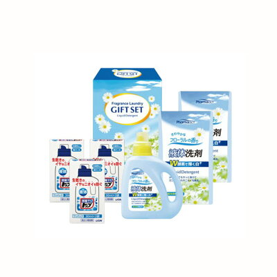 香りの液体洗剤セット(RK-25K)【香り/液体洗剤/セット/洗剤/衣料用/トップ/抗菌/酵素…