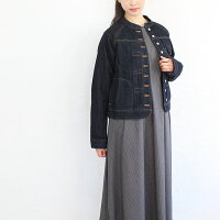 si-si-sicomfort(スースースーコンフォート)デニムジャケット