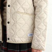 ARMEN(アーメン)リバーシブルキルティングジャケット