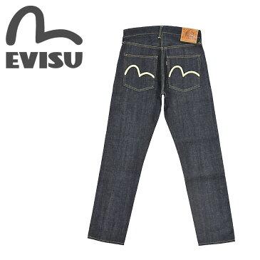 ■ EVISU (エヴィス ジーンズ) No2 2000-SWH(やや細め)(29〜36)inch (カモメ ホワイトペイント/NO2-2000-SWH/アメカジ/ビンテージ)(日本製/セルビッジ/赤耳)