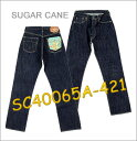 ■ SUGAR CANE(シュガーケーン) SC40065A UNION STAR JEANS(ユニオンスタージーンズ) < ワンウォッシュ > (日本製)