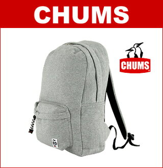 CHUMS ( chums Luc ) (daypack sweat bags BAG) • price 7,900 yen (tax included) if the price review is.