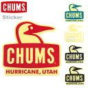 ■ CHUMS(チャムス) CH62-1124 CHUMS Booby Face Sticker(ブービーフェイス ステッカー) (シール CH621124)【ゆうメールなら送料→90円】
