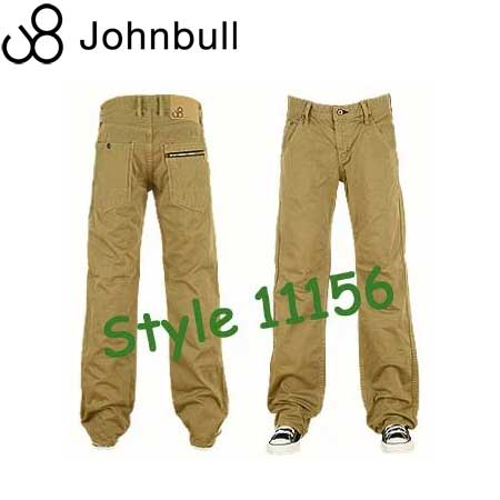 ■ JOHNBULL(ジョンブル メンズ)ファインデイズパンツ (FINE DAYS PANTS)【11156】