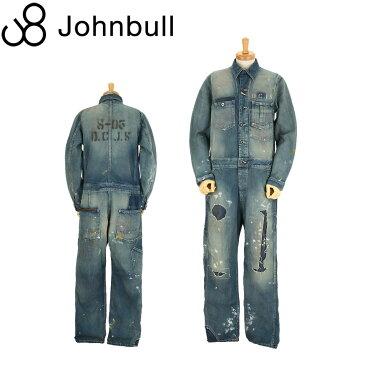 ■ JOHNBULL(ジョンブル) Men's(メンズ) 【11441】 ツナギ