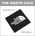 ■ THE NORTH FACE(ノースフェイス) NN-9719 ☆ TNF ステッカー ☆ (アメカジ/アウトドア)【ゆうメールなら送料→90円】