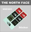 ■ THE NORTH FACE(ノースフェイス) NN83803 (TNF LOGO ・ステッカー) ☆ アメカジ・アウトドア ☆ 【ゆうメールなら送料→90円】