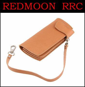 ■ REDMOON RRC (レッドムーン・ダブルアールシー) 【RRC-NCW-02】 ロングウォレット(長財布)