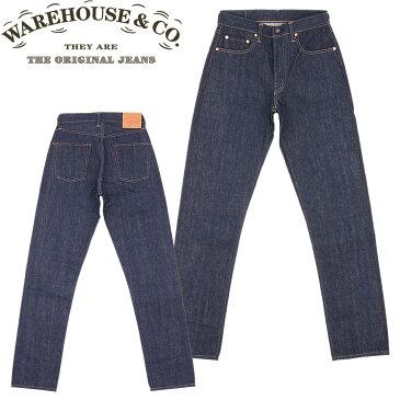 ■ WAREHOUSE(ウエアハウス) 【551ZXX Type Jeans】 (ビンテージジーンズ) 【2012-1105-NW】 ノンウォッシュ (日本製)