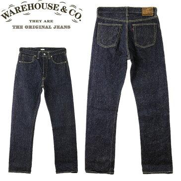 WAREHOUSE (ウエアハウス) Lot DD-1003SXX LIMITED (1943 MODEL) 限定 14.5oz 1943年モデル ジーンズ [DD-1003SXX-LTD](ワンウォッシュ/大戦モデル/JEANS/日本製/メンズ)
