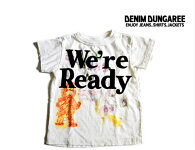 2020S/SDENIMDUNGAREEデニム&ダンガリー702409トンプキンテンジクREADYTシャツ【130cm~140cm】【1ホワイト】