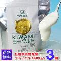 フロム蔵王極(KIWAMI)ヨーグルト600g×3個【送料無料】