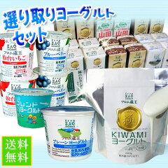 【送料無料】フロム蔵王選り取りヨーグルト・デザートセット(お試しセット)