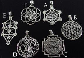 古代神聖幾何学東洋の神秘図形ヤントラ【メール便可】f-§
