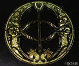 古代神聖幾何学チャリスウェル(聖杯の井戸)ヴェシカ・パイシーズ エナジーカード