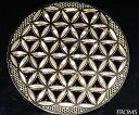 送料無料 フラワーオブライフ 古代神聖幾何学 エナジーカードの商品画像