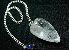 パワーの強いヒマラヤ水晶と導きの天然石アイオライトの最高組み合わせヒマラヤ水晶+アイオライ...