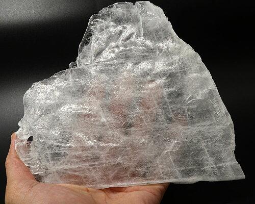 希少聖母マリアのガラス天然石セレナイトユタ州産高透明度sereniteフィッシュテール新商品ポイント10倍10end